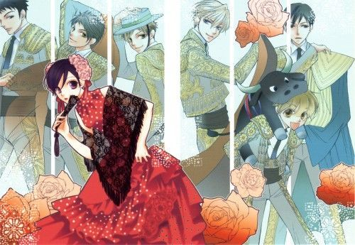 Ouran High School Host Club,by Bisco Hatori