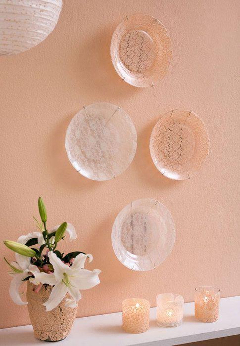 Durable decoupage on glass  polyurethane adhesive
