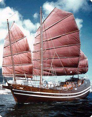 ancient japanese ships | Historic Tall Ship Replicas - Nachbauten historischer Großsegler