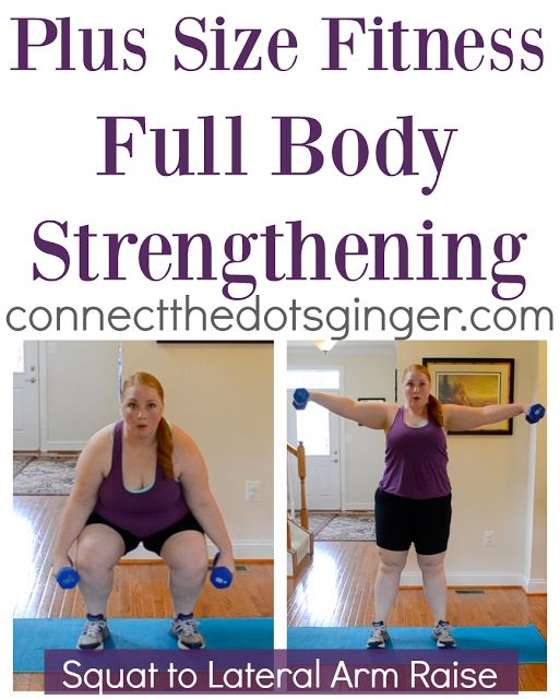 Best plus size workout ideas on pinterest