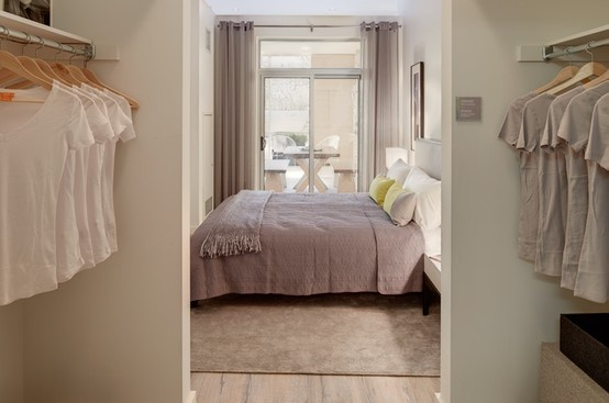 #walkincloset #bedroom #parkcitycondos #parkcityliving #simplicity