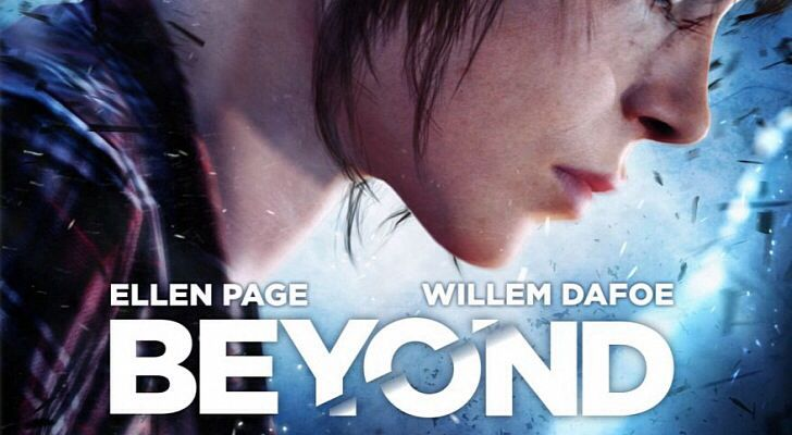 Beyond: Two Souls Great story and concept