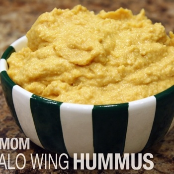 Skinny buffalo hummus | The 4 Bite Rule | Pinterest | Buffalo, Hummus ...