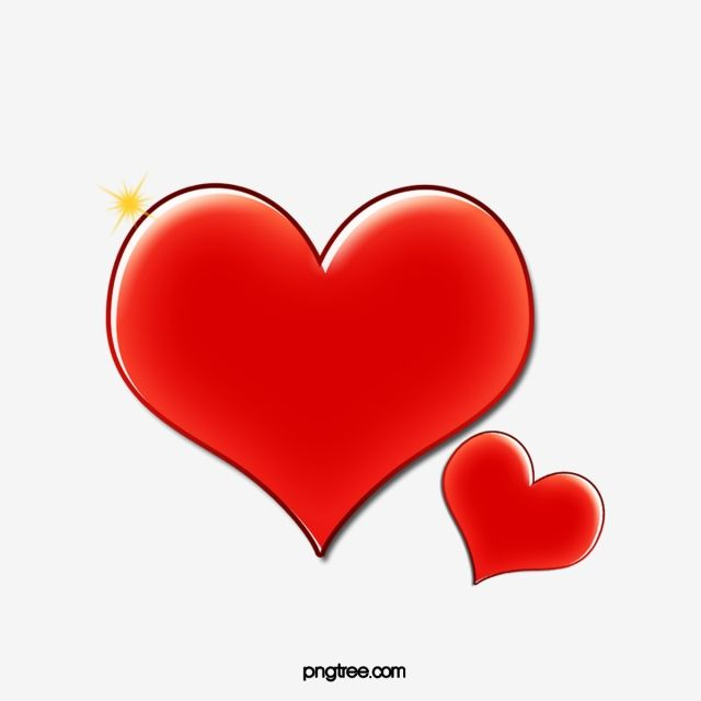 Vector Red Love Simple Heart Shaped Peach Heart Heart Shapes Heart Illustration Graphic Design Background Templates