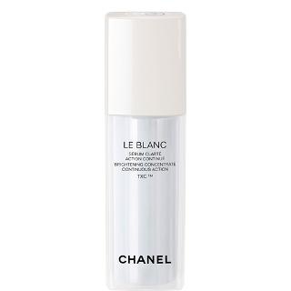Chanel Serums & Concentrates LE BLANC- my favorite Daytime Serum.