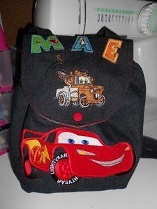 Tuto sac à dos, en français