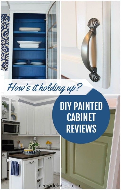 Diy refinished and painted cabinet reviews vanities for Diy mirrored kitchen cabinets