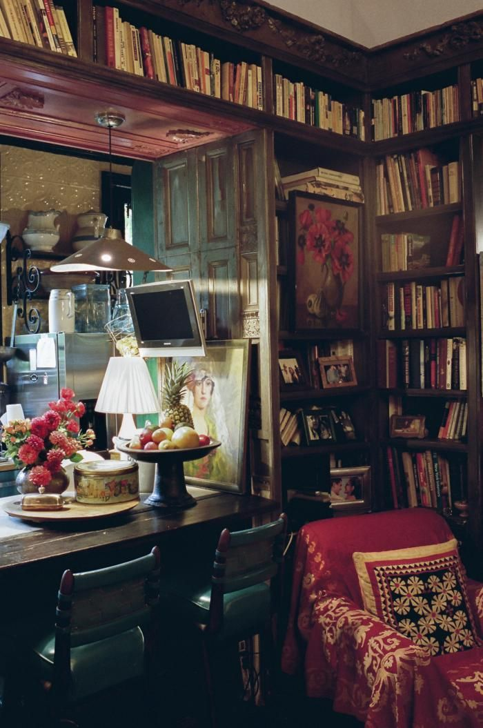 The other side of that New York kitchen by Graham Atkins-Hughes