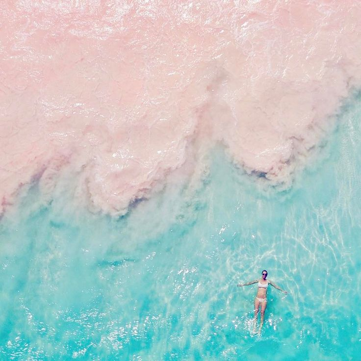 Add These Pink Sand Beaches To Your Summer Travel List ASAP on domino.com
