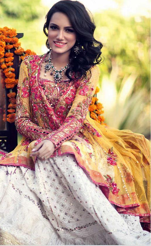 Farah Talib Aziz Spring Summer 2015 Collection #bridaldresses