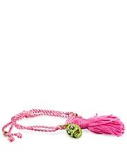 Skull Tassel Bracelet - MINT - Groen - Sieraden - Accessoires - NELLY.COM