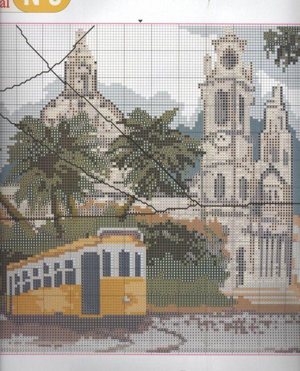 Gallery.ru / Фото #123 - melhor de Portugal em ponto de cruz - Ulrike