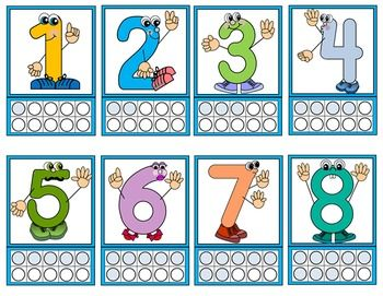 Worksheets Number Images 1-10 17 best ideas about numbers 1 10 on pinterest preschool number this package contains flash cards for that can be