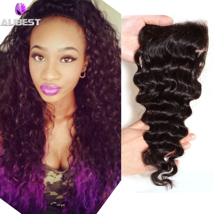 Aliexpress.com : Buy Queen Hair Products Closure Malaysia Curly Deep Virgin Hair Malaysia Hair Deep Wave Lace Closure Free Part Human Hair Closure from Reliable closure brazilian hair suppliers on Xuchang Alibest Hair Products Co., Ltd.  | Alibaba Group