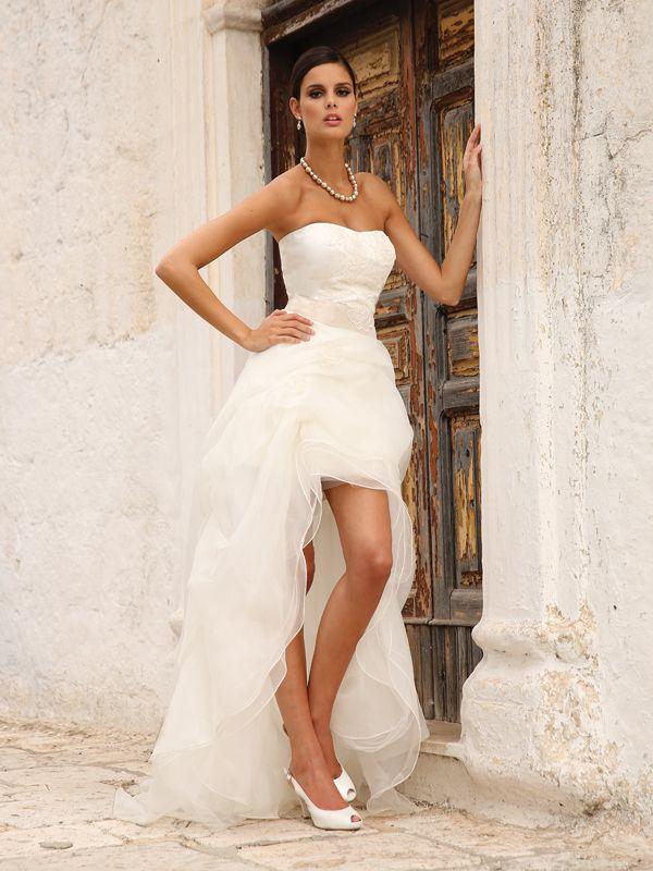 Hochzeitskleid kurz kaufen