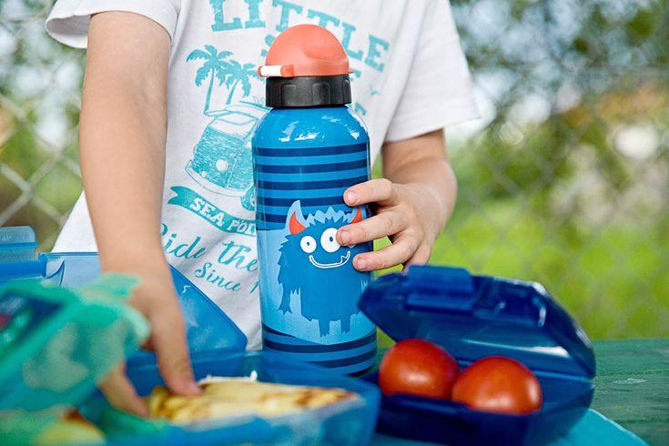 Recepty na zdravé dětské svačiny do školy