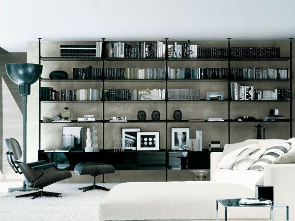 Дизайн домашней библиотеки. Фото 2