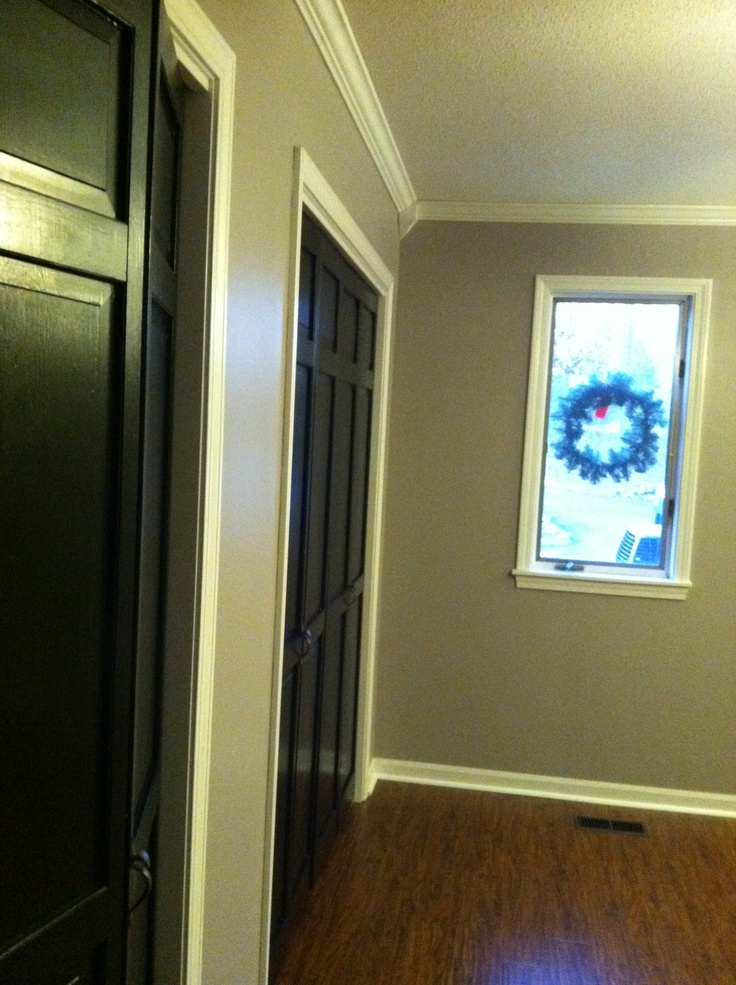 9 Best Images About Black Door White Trim On Pinterest