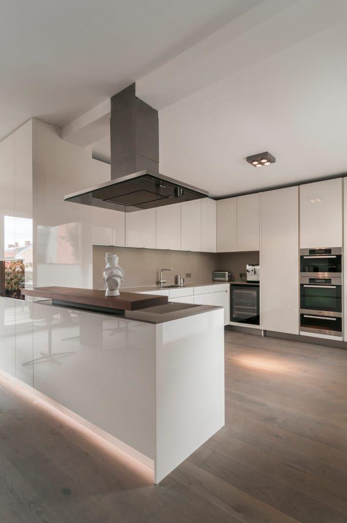 Yli tuhat ideaa Moderne Küchen Bilder Pinterestissä - küchenschränke nach maß
