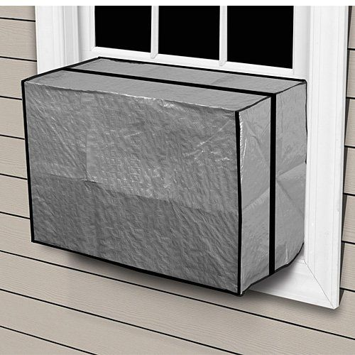 Outdoor Window Air Conditioner Cover for only $6.98
