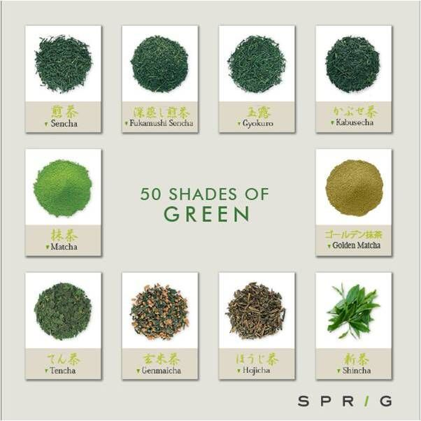 #DidYouKnow there are many varieties of green tea available, differentiated by region, growing methods, time harvested and processing methods. Sprig's Golden Matcha is an entirely new category of tea process in a special way to give you twice the amount of antioxidants compared to other teas. To know more: https://www.sprig.co.in/ #GreenTea #GoldenMatcha #Organic #SprigGourmet #GreenTeaLover #Healthy