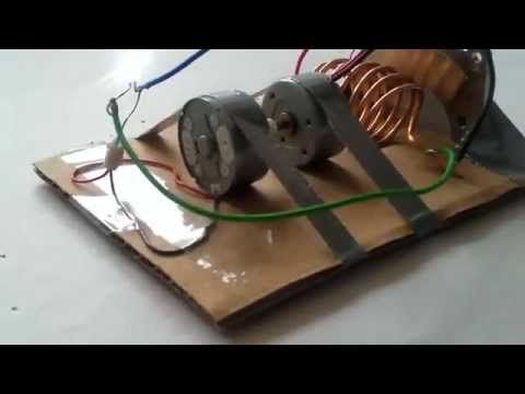 Tesla Electric Generator, Tesla Coil to Power Your Home - YouTube