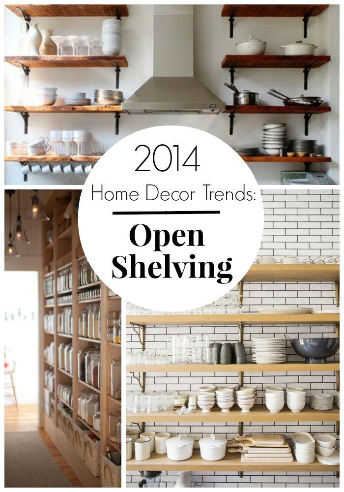 25 Best Diy Kitchen Shelves Ideas On Pinterest: Best 25+ Open Shelving Ideas On Pinterest