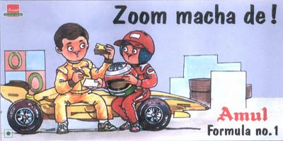 Amul's PoV on Karthikeyan becoming the 1st Indian F1 race driver