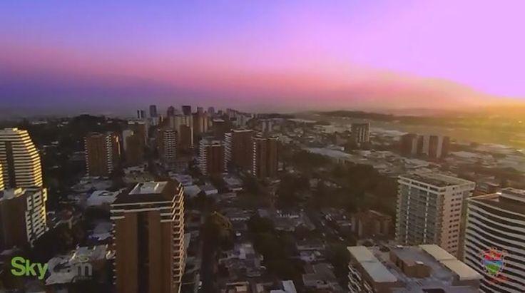 Video – La Ciudad de Guatemala filmada por SkyCam Guatemala (via multirotores) | Solo lo mejor de Guatemala