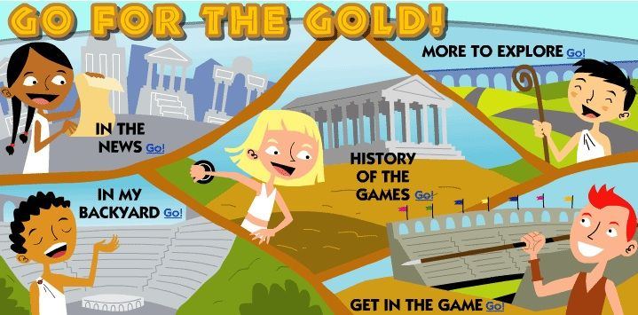 Top 12 Olympic Lessons & Classroom Activities