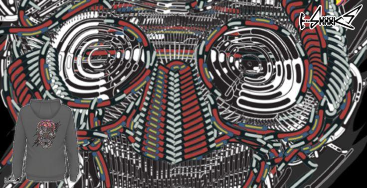 Hoodies - Design: Skullywag Hoodie - by: Mark Joseph Paje