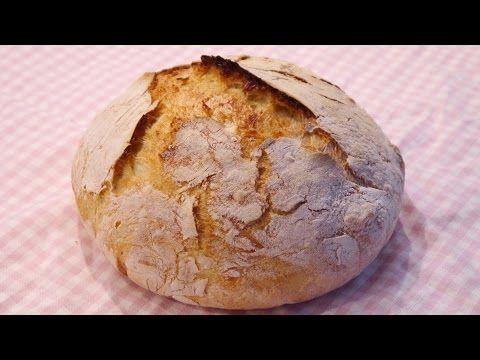 Köy Ekmeği Tarifi | Ekmek Tarifi | Evde Ekmek Yapımı | Ekmek Tarifleri - YouTube