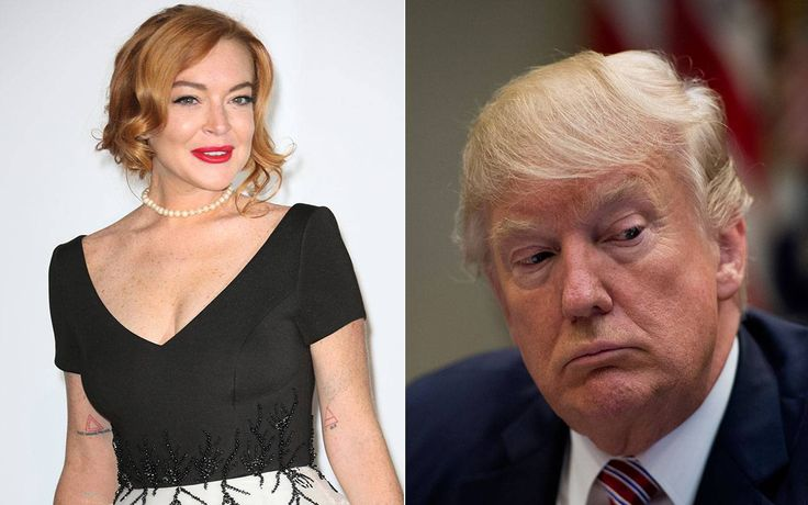 """Lindsay Lohan wants people to 'stop #bullying' Donald Trump https://tmbw.news/lindsay-lohan-wants-people-to-stop-bullying-donald-trump  Lindsay Lohan is determined to get people to """"stop #bullying"""" U.S. President Donald Trump on Twitter.The formerParent Trapstar responded to a tweet showing an image of a Breitbart article where Trump tweeted that he would be """"delighted"""" to help Charlie Gard , a British infant that the European Court of Human Rights declared was too sick to help with…"""