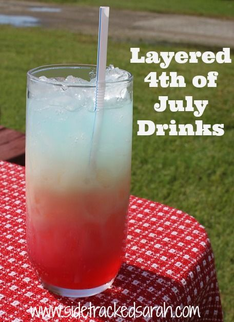 fourth of july punch recipe