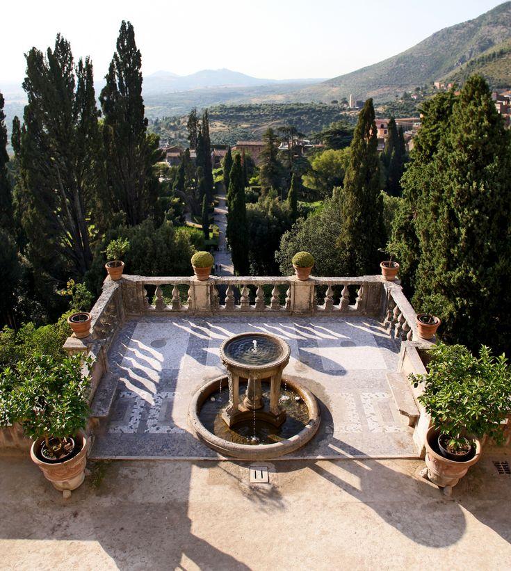 Hotel Villa Deste Como: 58 Best ITALIA (TIVOLI) VILLA D'ESTE Images On Pinterest
