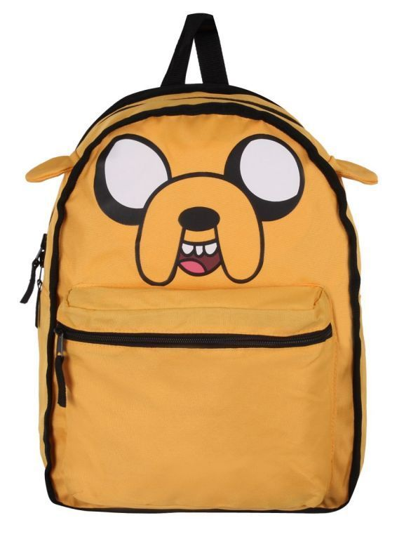 Рюкзак Adventure Time Jake the Dog