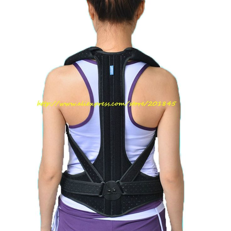 112.36$  Watch now - http://ali59g.worldwells.pw/go.php?t=32682983103 - Posture Corrector Brace Shoulder Back Support Belt For Men Women Braces & Supports Belt Shoulder Posture For Health Care