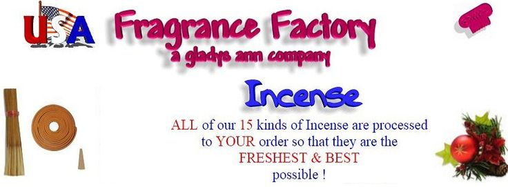 For the finest quality Incense Spirals, you are cordially invited to join hand with our team from Fragrance Factory.