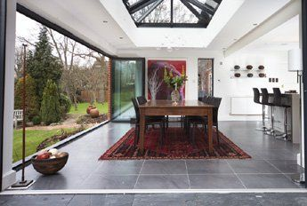 Roof Lanterns Professionally Designed and Tested | Vision Rooflights