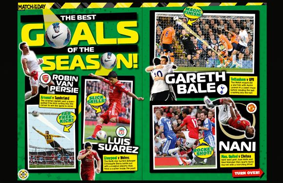 match of the day magazine - Google Search