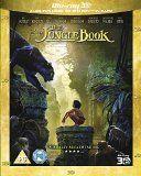 #7: The Jungle Book [Blu-ray 3D] [2016]