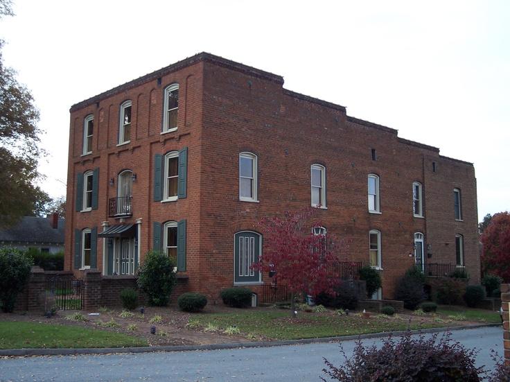 Kernersville south main street old factory kerner for New home construction kernersville nc