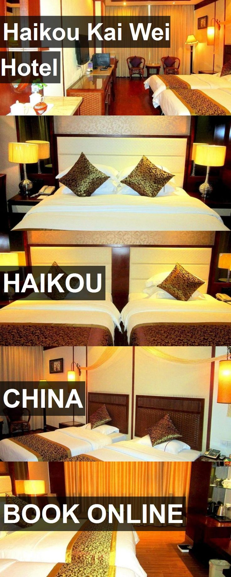 Haikou Kai Wei Hotel in Haikou, China. For more information, photos, reviews and best prices please follow the link. #China #Haikou #travel #vacation #hotel
