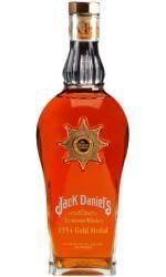 Jack Daniels - 1954 Gold Medal