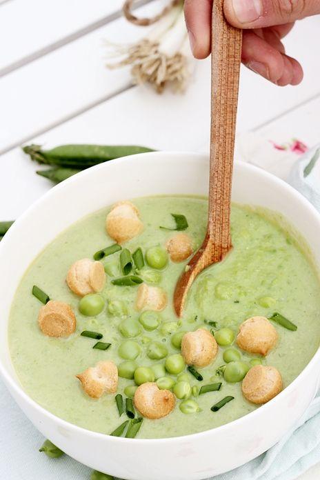 zupa z zielonego groszku IMG_3220