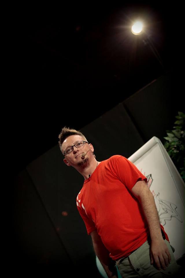 """""""Zawsze i wszędzie możesz wszystko, jeżeli wiesz co i jak, z kim i kiedy oraz dlaczego!"""" - Michał Wawrzyniak — w miejscu: MentalWay"""