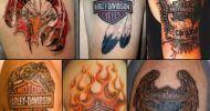 Memorial Tattoo free from Harley-Davidson!