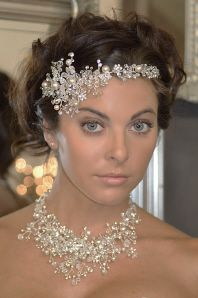Elena Designs - Headpieces E771 NE