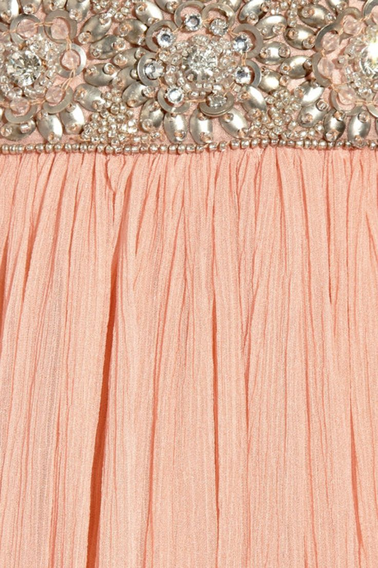 pale orange: Apricot Coral, Beds Canopies, Peaches Colors, Perfect Peaches, Coral Peaches Copp, Silk Dresses Details, Pink Bling, Colors Peaches, Colors Inspiration