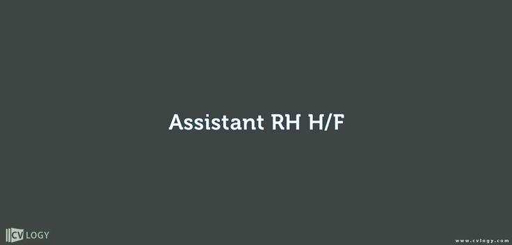 Offre #stage #assistant #RH à #Rabat----->